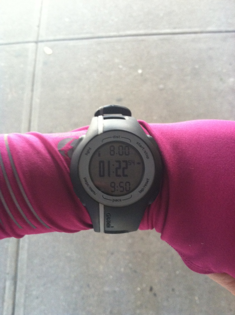 Last long run! NYCM HERE I COME!!!!!